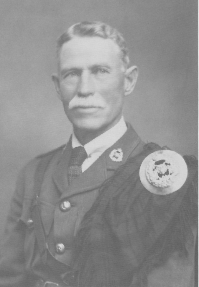 Lt-Col James Chisholm